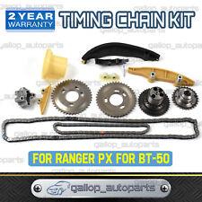 Timing Chain Kit for Ford Ranger PX TKE for Mazda BT-50 UP UR 3.2L Diesel 2011+