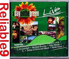 Whitlams+Richard Clapton+Renee Geyer+Joe Camilleri- A day on the green Live CD