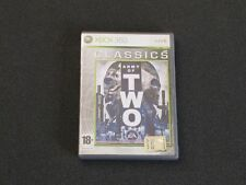XBOX 360 GIOCO ARMY OF TWO CLASSICS  - GAMES PAL ITA
