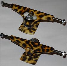 Krux TRUCKS - Truck per skateboard - Leopard 10.2-21cm - Set di 2