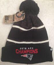 AFC Championship Patriots Pompon Bennie Warm New NFL Original Sup Ball Football
