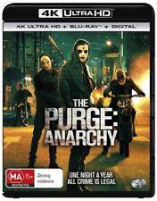 The Purge - Anarchy : NEW 4K UHD Blu-Ray