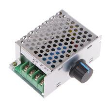 Ac Dc 220v Scr Voltage Regulator Brush Motor Speed Controller Max 20a Switch