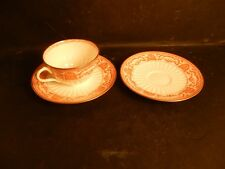 Vintage Wedgwood England Etruria Cup & 2 Saucers