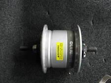 Dh-3r35-a-h Nabendynamo Shimano 36 agujeros plata F. Roller brake, w. nuevo
