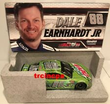 Dale Earnhardt Jr 2017 Lionel #88 Mt Dew Ride with Dale Raced Version 1/24 FREE