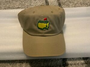 New Augusta National Masters Golf Slouch Hat American Needle PGA