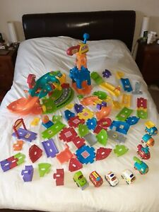 Vtech toot toot cars vehicles track bundle