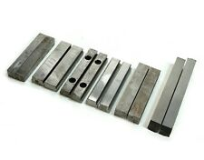 """New listing 6 Pairs of Machinist Steel Parallel Bar Set: 5"""", 5-1/2"""", 6"""", 8"""" Length"""