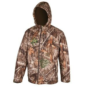Men's Realtree Edge, Waterproof, Windproof & Breathable Parka Jacket, Size M