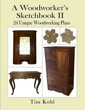 A Woodworker's Sketchbook Ii: More Woodworking Plans for Unique Projects