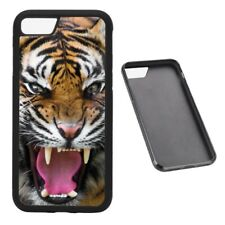 Tiger phone RUBBER phone case fits iPhone