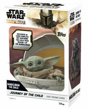 2020 Topps Star Wars: Mandalorian Journey of the Child - Baby Yoda (2 Boxes)