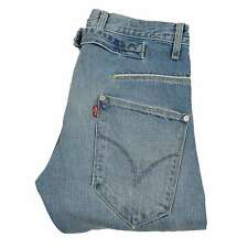Levi's engineered Uomini Jeans Blu Chiaro Taglia 28/32