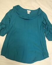 0268062b768 Soft Surroundings Viscose Solid Tops & Blouses for Women for sale | eBay