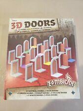 Zombicide Black Plague Green Horde 3D Doors opened