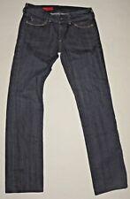 AG Adriano Goldschmied The Bella Straight Leg Jeans DARK WASH 27R x L 29.5