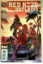 Red Hood and the Outlaws Issue 32 New 52 First Print NM