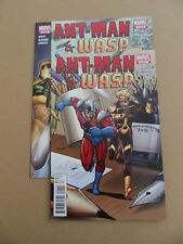 Ant-Man & Wasp 1 - 3 . Lot Complet . Marvel . 2011 . VF - minus