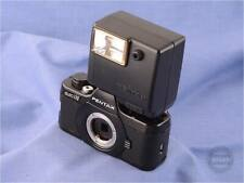 8510 - Pentax Auto 110 Miniature Camera inc Dedicated Flash Gun