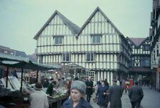 PHOTO  EVESHAM THE ROUND HOUSE 1962