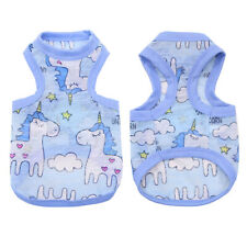Small Pet Dog Clothes Shirt Vest for Cat Kitty Puppy Summer Apparel Costume XS S