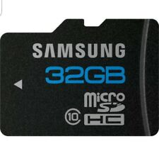 Samsung 32GB Micro SD Card SDHC EVO UHS-I Class 10 TF Memory Card FASTAuthorized