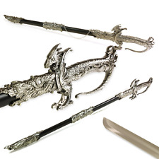 Saint George Dragon Saber Fantasy Medieval Knight Sword