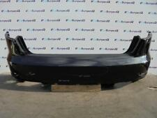 AUDI A3 S LINE 5DR SPORTBACK REAR BUMPER 16 ON WITH PDC GENUINE AUDI PART *O8
