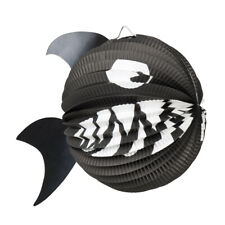 SHARK PAPER LANTERN PARTY DECORATION