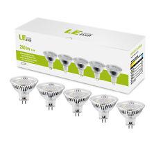 Kaltweiß, 5er 3,5W MR16 GU5.3 LED Birnen Leuchte, ersetzt 35W Halogenlampen