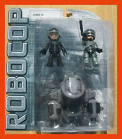 Mezco Mez It 3 Mini Figura de Acción Robocop Movie Action Itz New Nuevo