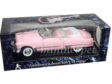 MOTORCITY CLASSICS 48887 1949 ELVIS PRESLEY PINK CADILLAC COUPE DEVILLE 1/18