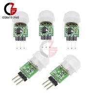 5PCS AM312 PIR Motion Body Human Sensor Mini IR Infrared Pyroelectric Detector