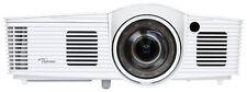 Optoma GT1080 Enhanced Short Throw Gaming Projector - 100in image from just 4ft!