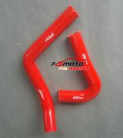 RED Silicone Radiator Hose For MITSUBISHI Triton MK V6 3.0 MPFI Petrol 1996-2006