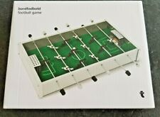 Zebra Bordfodbold Table Football Game Age 5+ with 2 balls New Sealed
