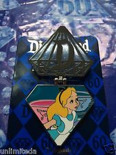 Disneyland 60th Annual Passholder Pin Collection: Alice in Wonderland LE