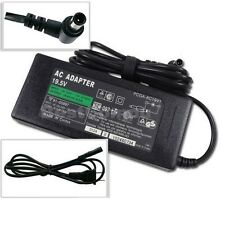 New AC Adapter Charger Fits Sony VAIO PCG-61511L  P/N: VGP-AC19V48 Laptop