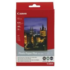 Canon Photo Paper Plus Semi-Gloss SG-201 4x6 Inches (Pack of 50) [CO40533]