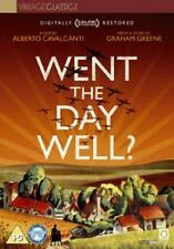 DVD:WENT THE DAY WELL - NEW Region 2 UK