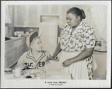 Hattie McDaniel 1940s Original Promo Photo Mickey Gone With the Wind Actress