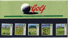 GB 1994 SCOTTISH GOLF COURSES PRESENTATION PACK No.249