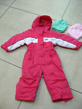 8a5740731 toddlers ski suit