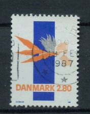Denmark 1987 Sg#841 Abstract Used #20981