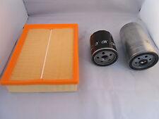 Fiat Multipla 1.9 JTD Diesel Service Kit Oil + Air + Fuel Filter 2002-2003