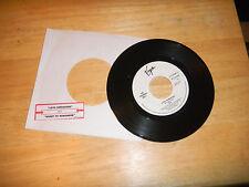 911   love sensation /  a night to remember  VIRGIN JUKEBOX STRIP  45 RECORD