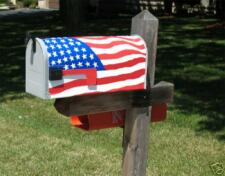 American Mail Box Cover Show Off Your American Pride!