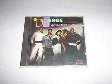 DEBARGE CD JAPON GREATEST HITS