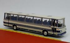 Man 750 Ho Bus Metrobus: Blanco Azul Oscuro Azul - BREKINA 59252